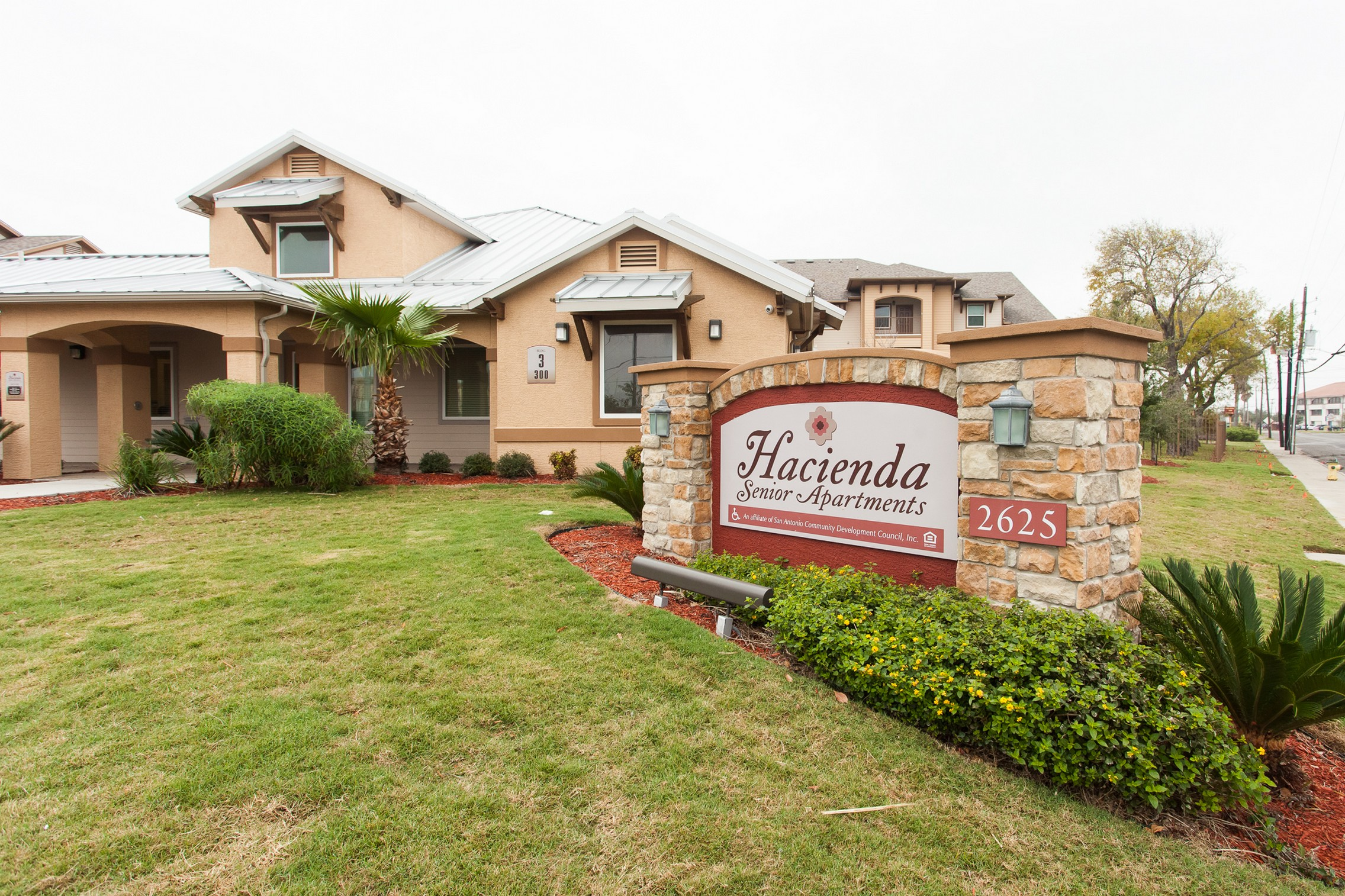 Hacienda Senior Apartments