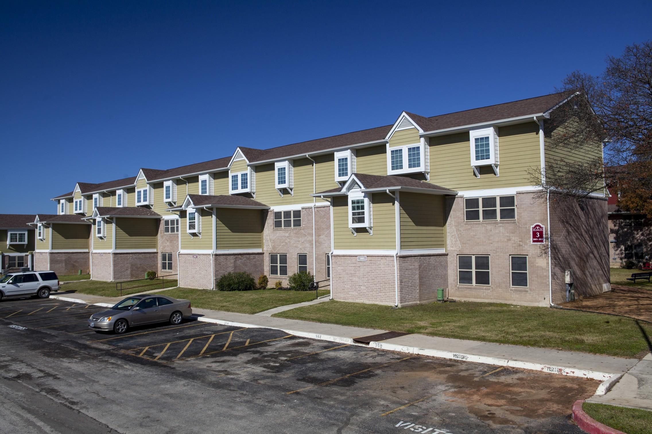 West Avenue Apartments Prospera Housing Community Services