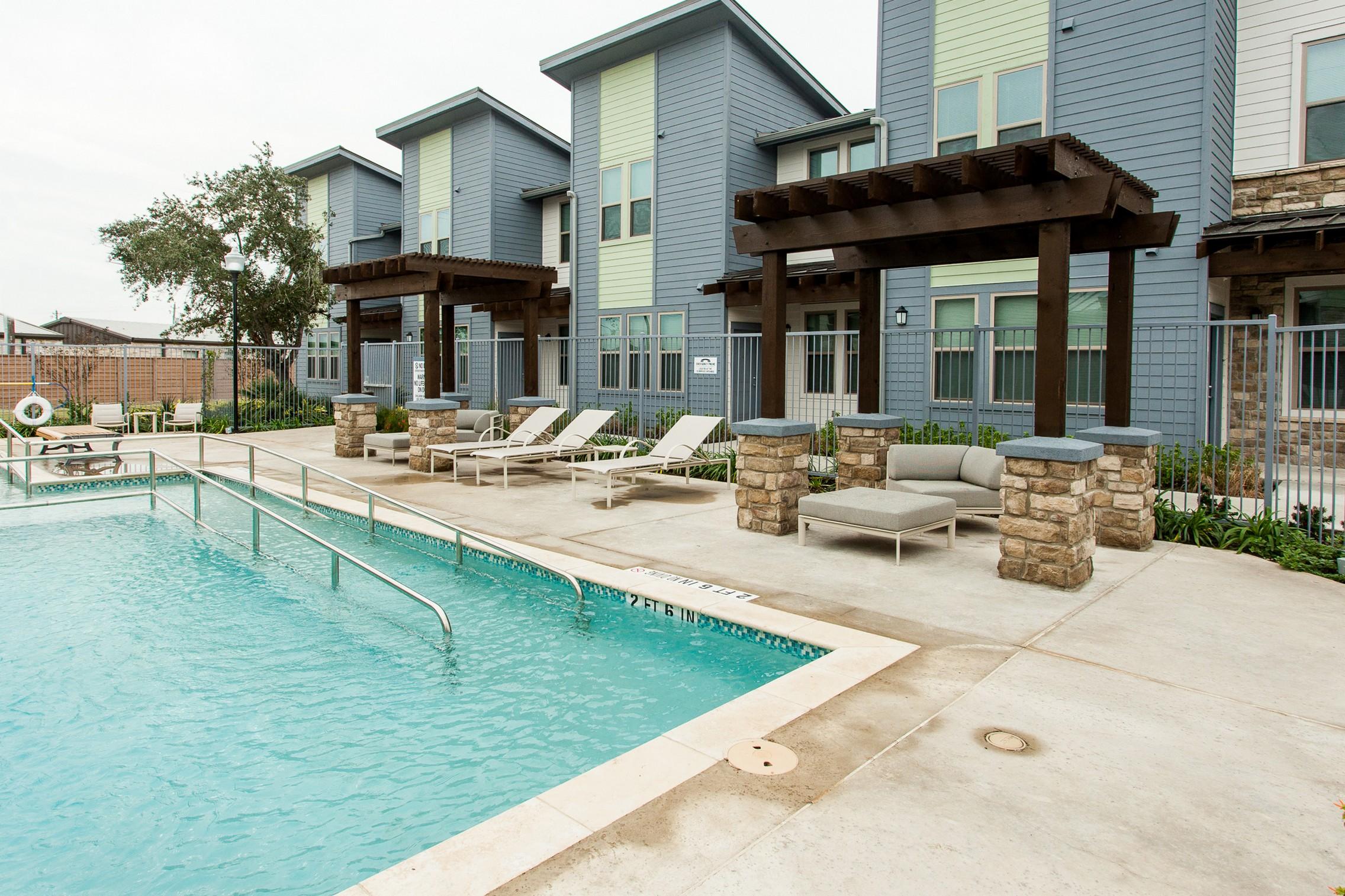 Woodland Creek Apartments Prospera Housing Community