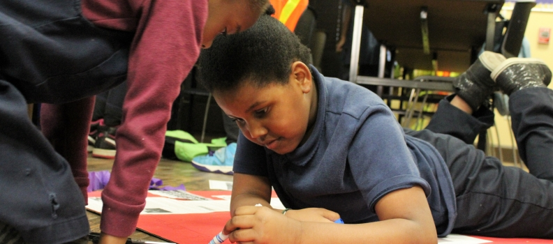 Black History Month exhibit showcases the importance of after-school programming
