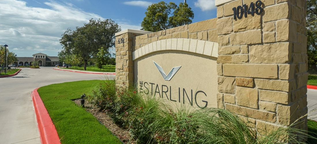 The Starling Apartments