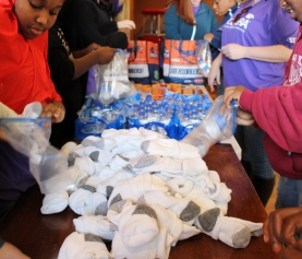 Prospera participates in Hunger and Homelessness Awareness Week