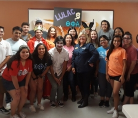 A Ten-Year Tradition: Halloween/Fall Event at Kingsville LULAC