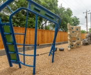 climbing playscape
