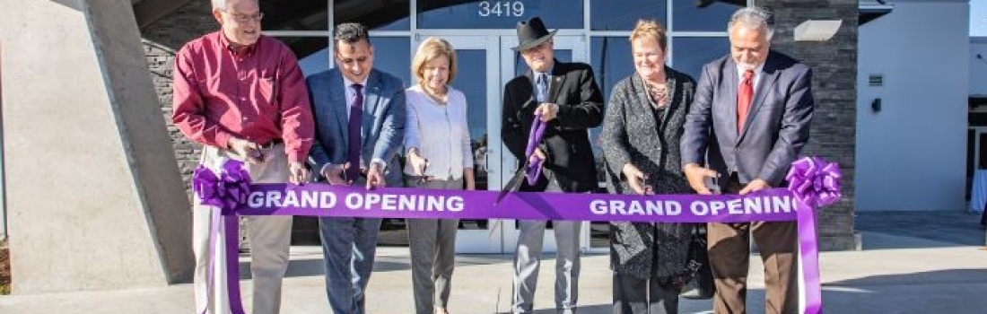 "Affordable Housing Agency Has a Place to Call ""Home"" with Grand Opening and Ribbon Cutting of New Headquarters"