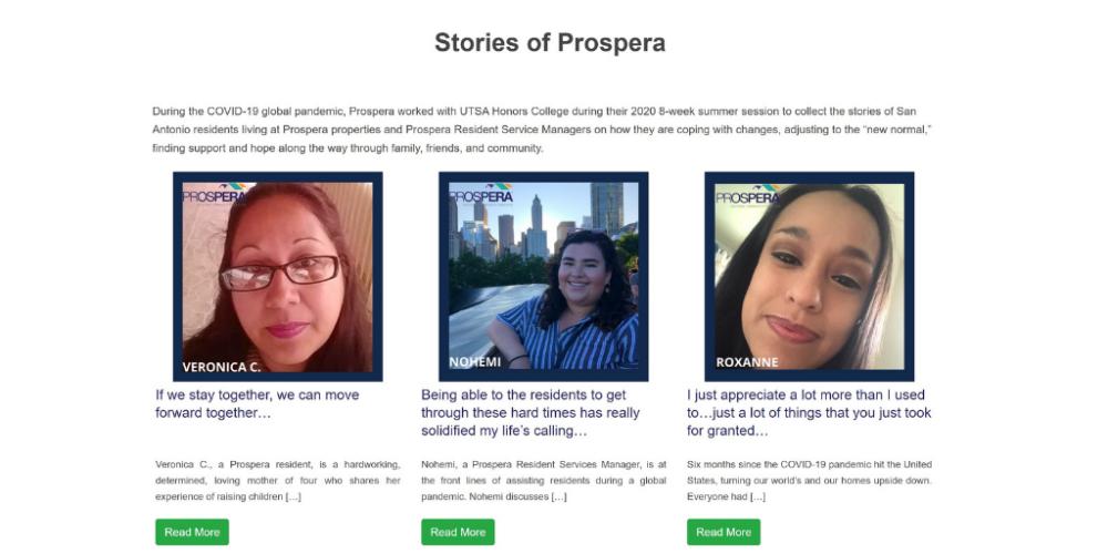 Stories of Prospera image