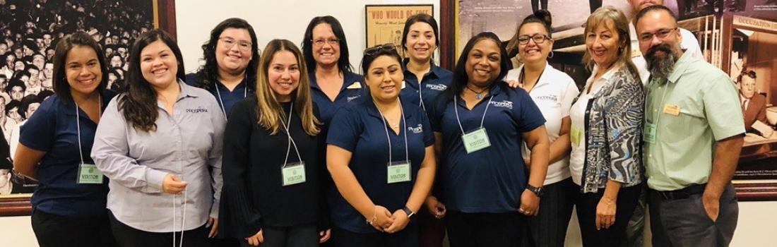 Prospera's Resident Service Managers become Volunteer Deputy Voter Registrars