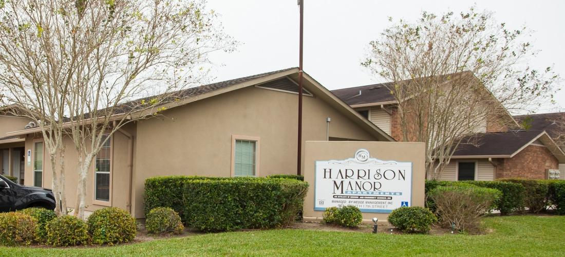 Harrison Manor Apartments