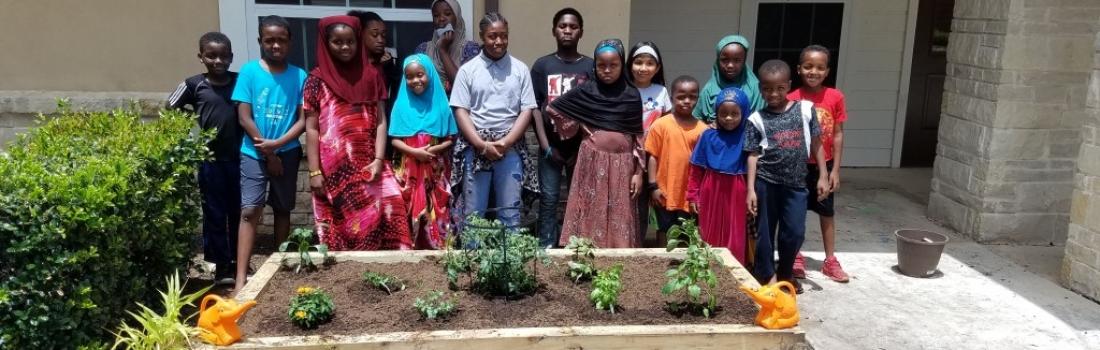 Seeds of Change: 4-H Club at Oak Manor Apartments