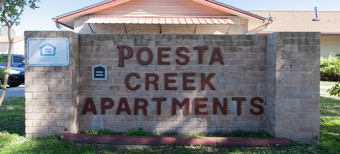 Poesta Creek Apartments
