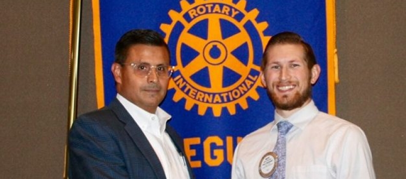 Seguin Manor Receives Rotary Club Grant for Onsite Food Pantry